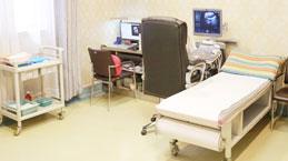 温馨的诊室环境
